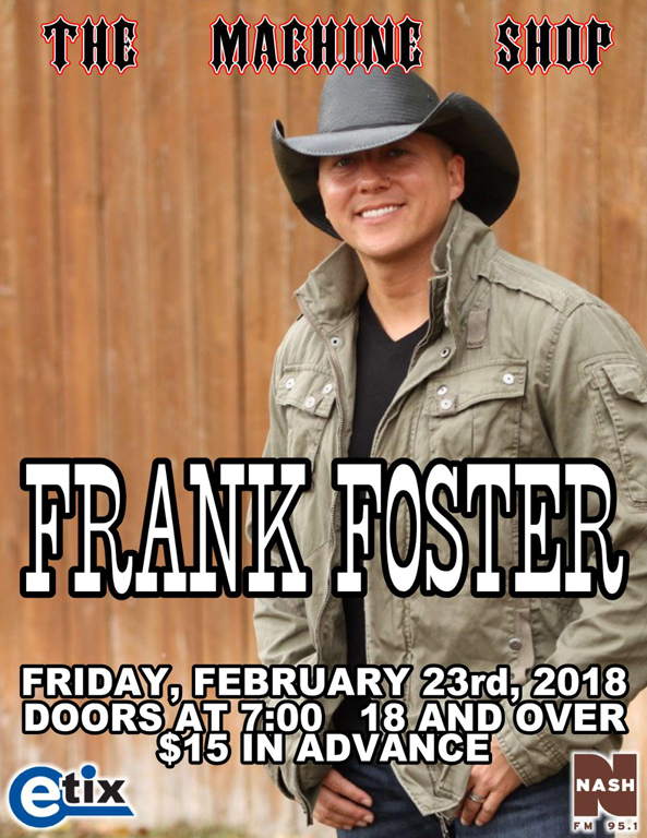Frank Foster