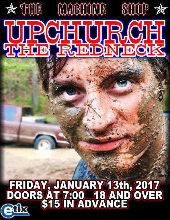 UpChurch the Redneck